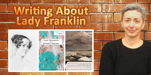 Writing About Lady Franklin - Twitter